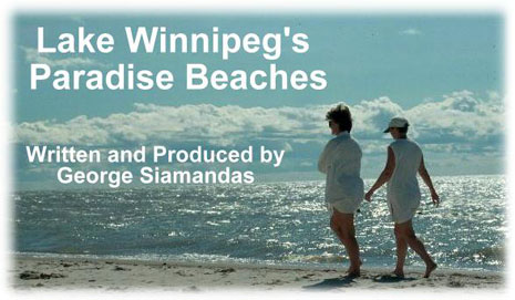 Lake Winnipeg's Paradise Beaches